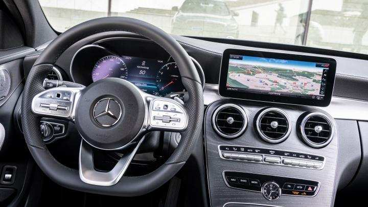 42 New Mercedes C 2019 Interior Performance And New Engine