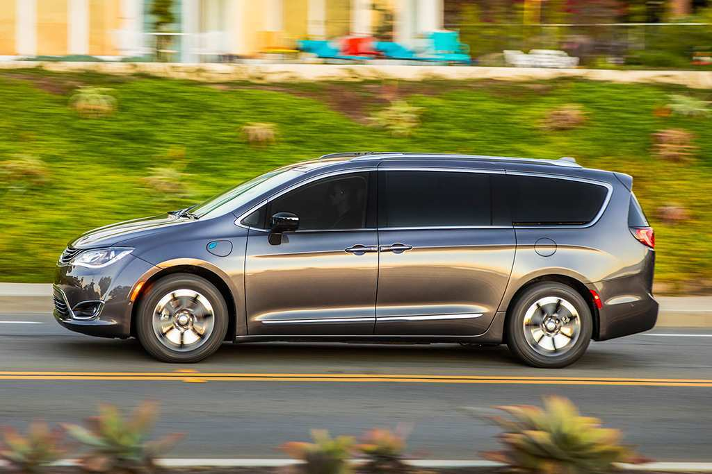 42 The 2019 Chrysler Pacifica Review Speed Test