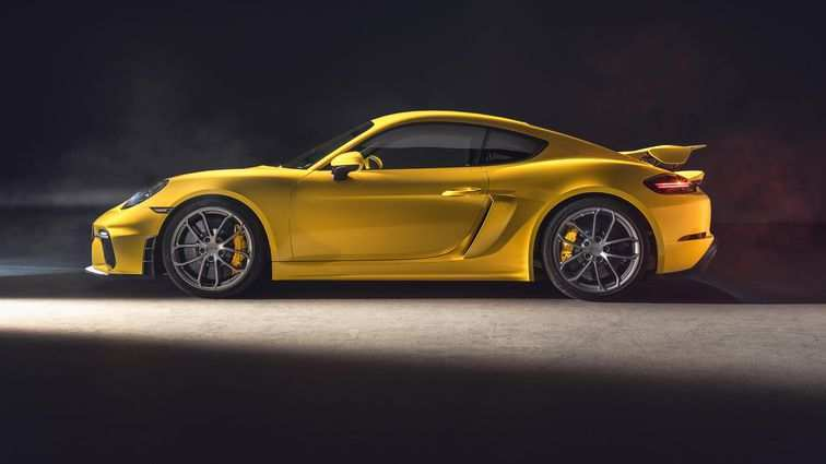 42 The 2020 Porsche 718 Cayman Concept And Review