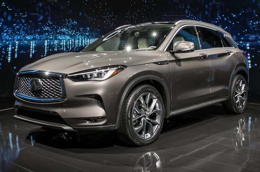 42 The Best 2019 Infiniti Suv Models Configurations