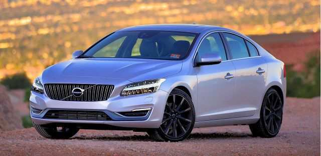 42 The Best 2019 Volvo S60 Redesign Overview