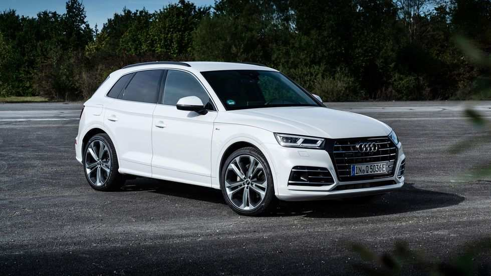 42 The Best Audi X5 2020 Release
