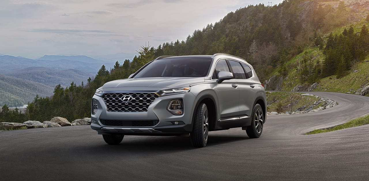 42 The Hyundai Santa Fe 2020 Performance