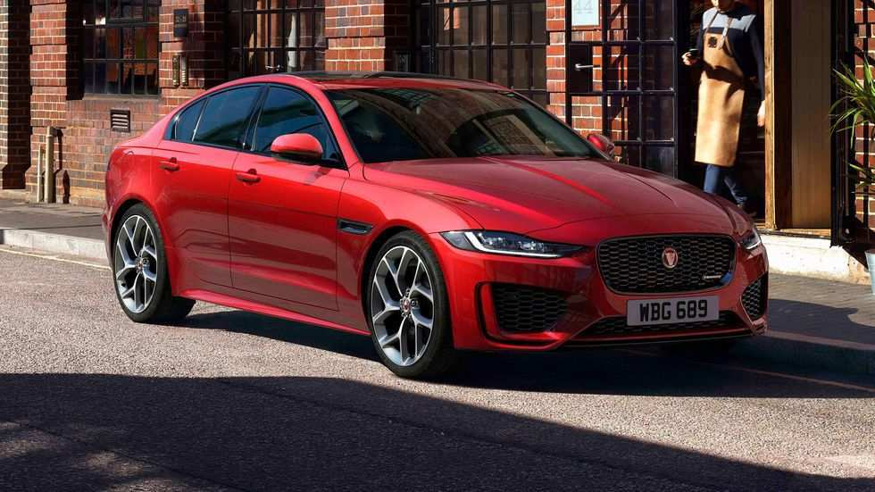 42 The New Jaguar Xe 2020 Rumors