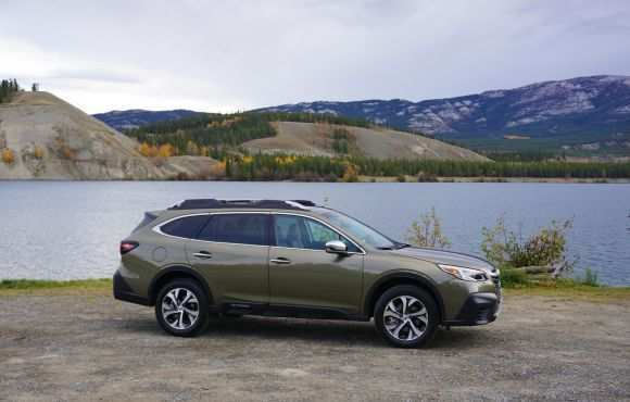 42 The Subaru Outback 2020 Australia Photos
