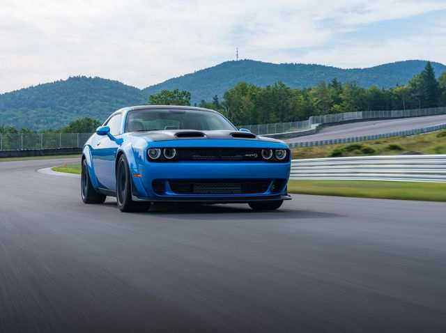 43 A 2020 Dodge Challenger Red Eye New Model And Performance