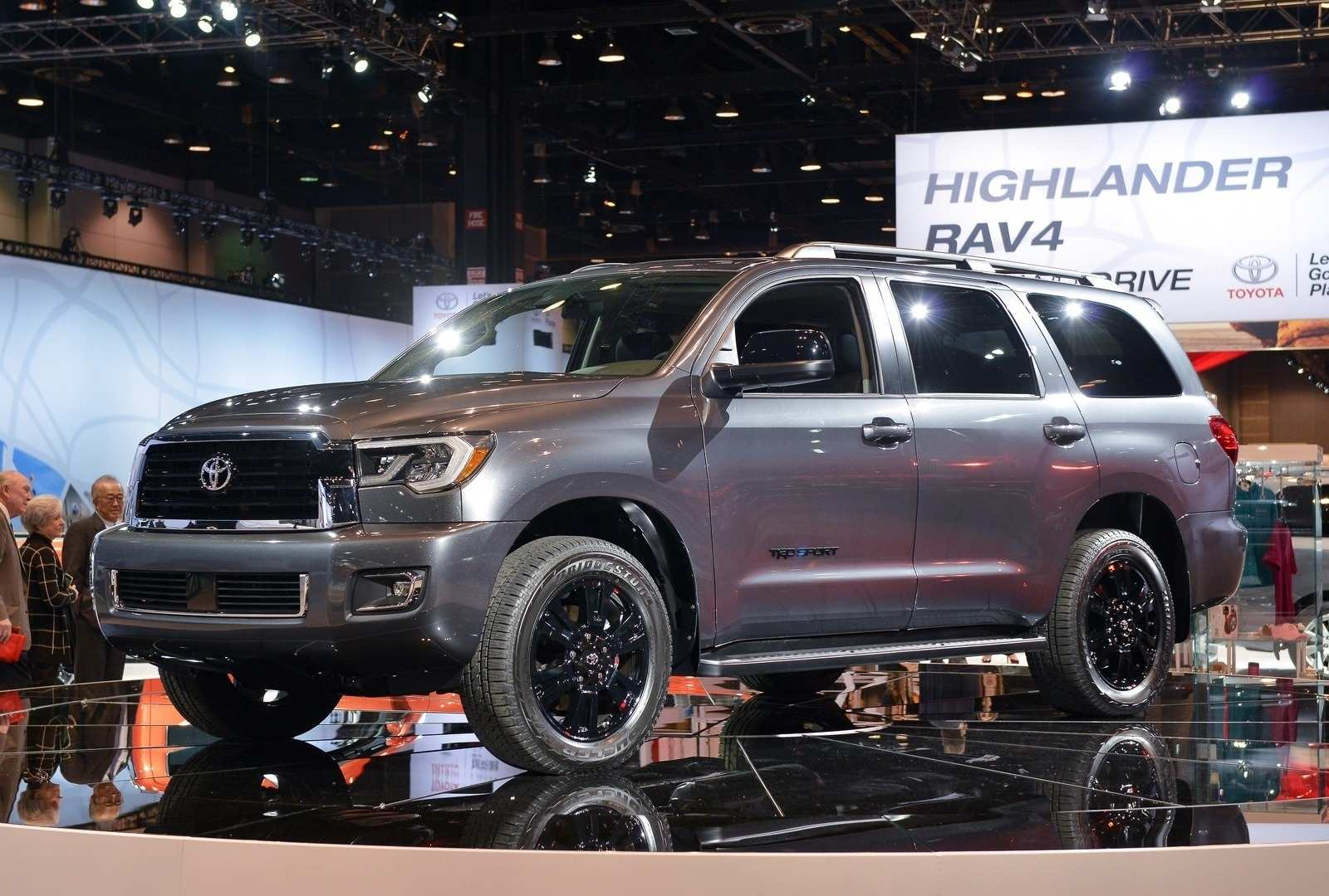 43 A 2020 Toyota Highlander Concept Picture