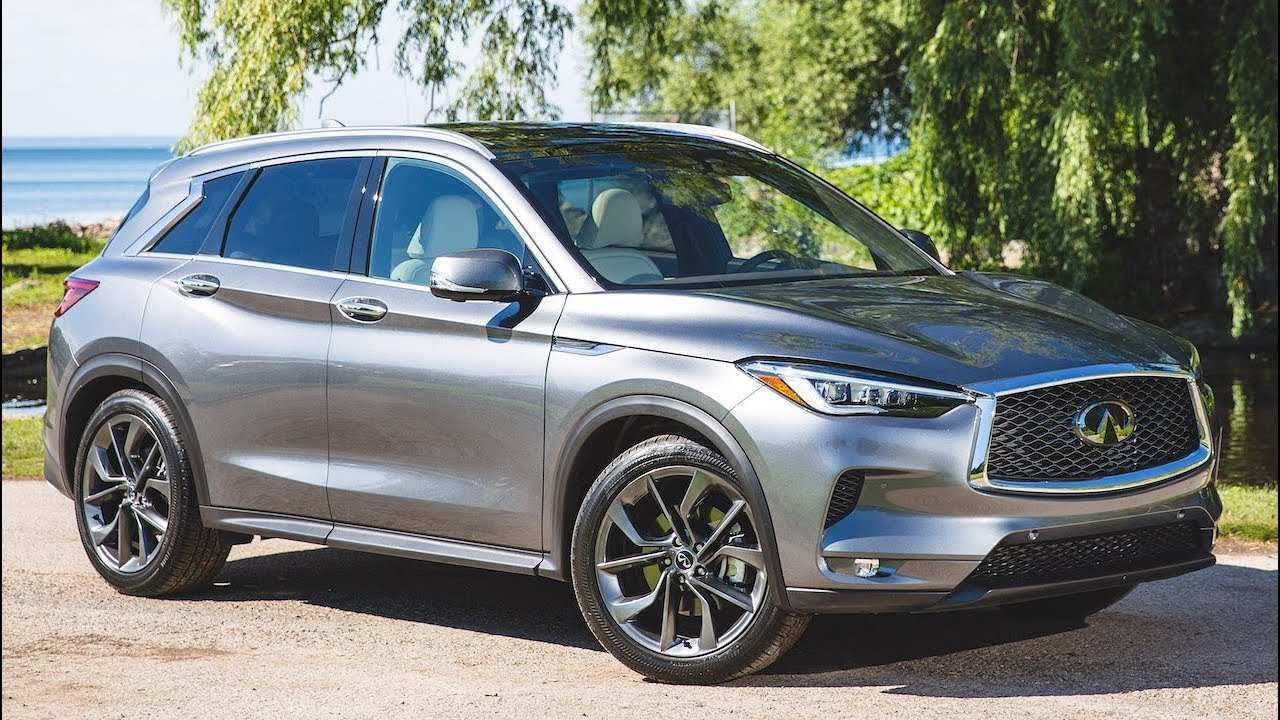 43 All New 2019 Infiniti Qx50 Review Specs And Review