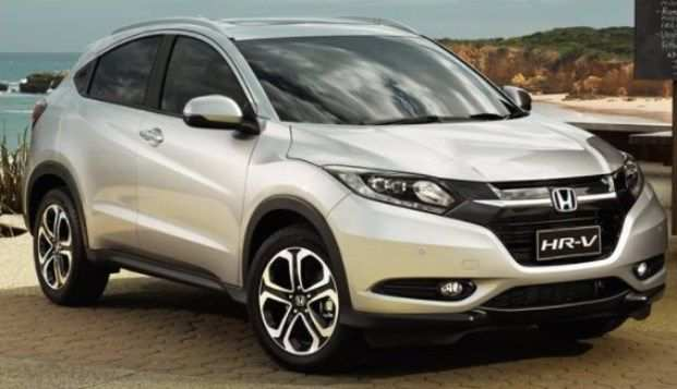 43 All New 2020 Honda Vezel First Drive