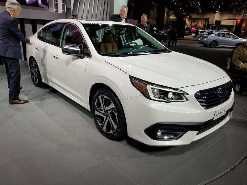 43 All New 2020 Subaru Legacy Ground Clearance Price Design And Review