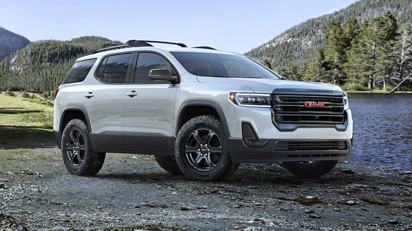 43 All New New 2020 Gmc Jimmy Spesification