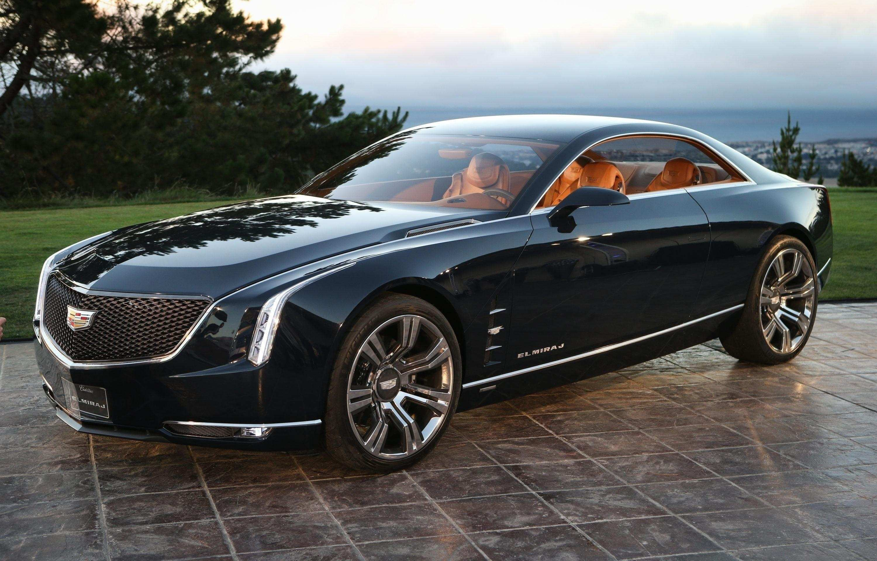 43 Best 2019 Cadillac Deville Coupe Spy Shoot