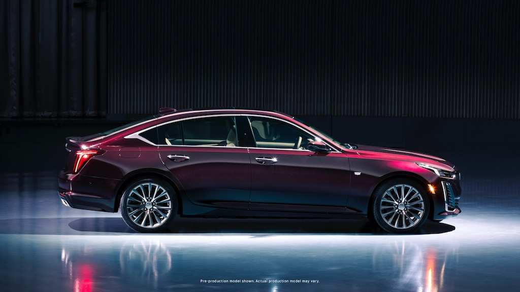 43 New 2019 Cadillac Ct5 Picture