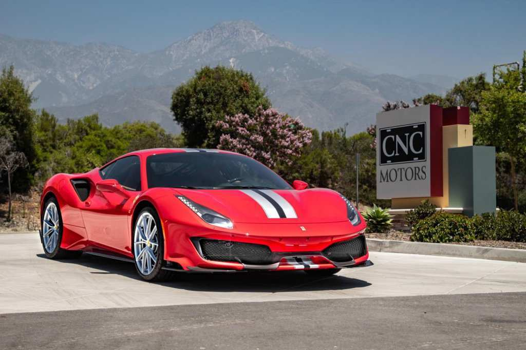 43 New 2019 Ferrari 488 Pista 2 Configurations