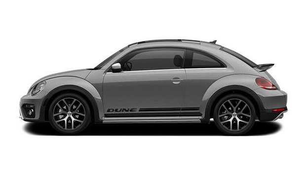 43 New 2019 Volkswagen Beetle Dune Review