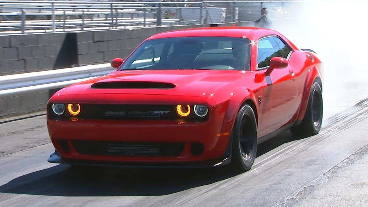 43 New 2020 Dodge Challenger Red Eye Review