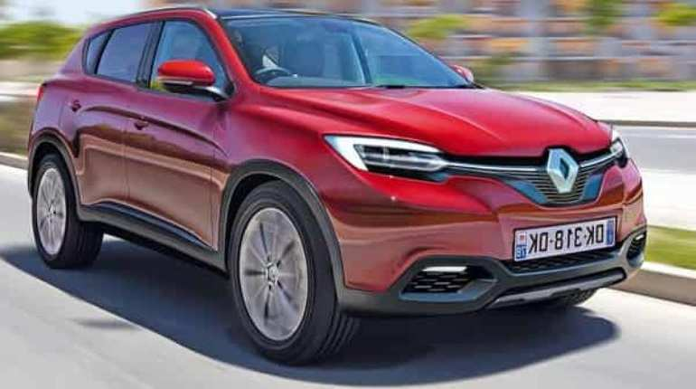 43 New Nouvelles Renault 2020 Price Design And Review