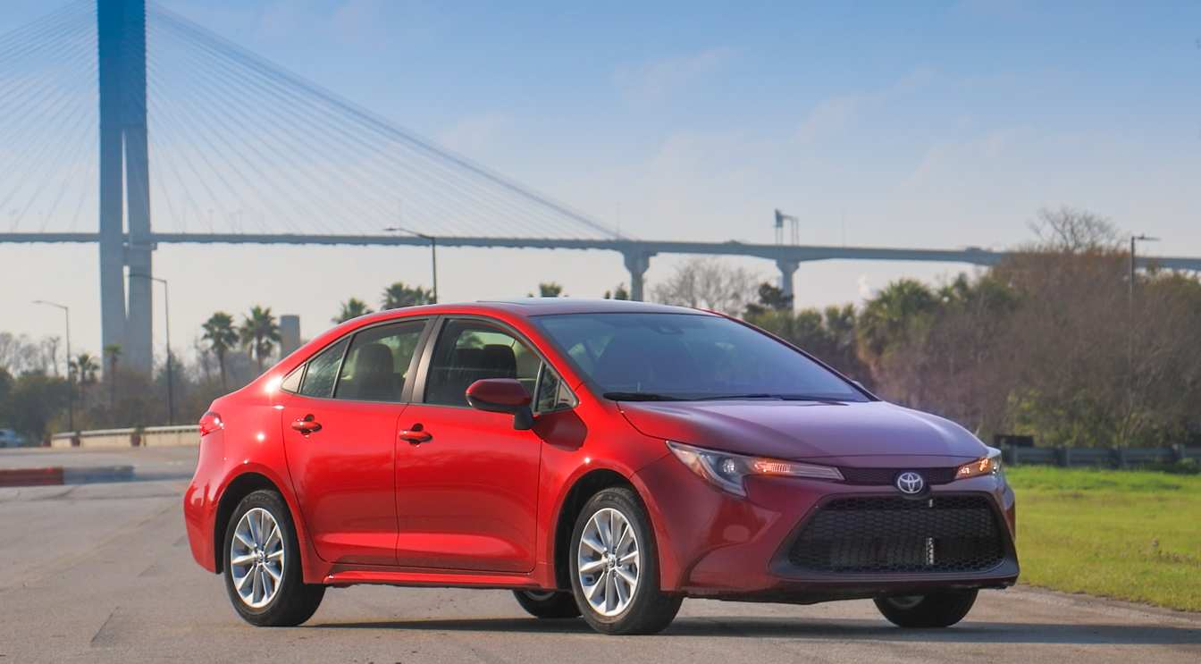 43 New Toyota Leaf 2020 New Review