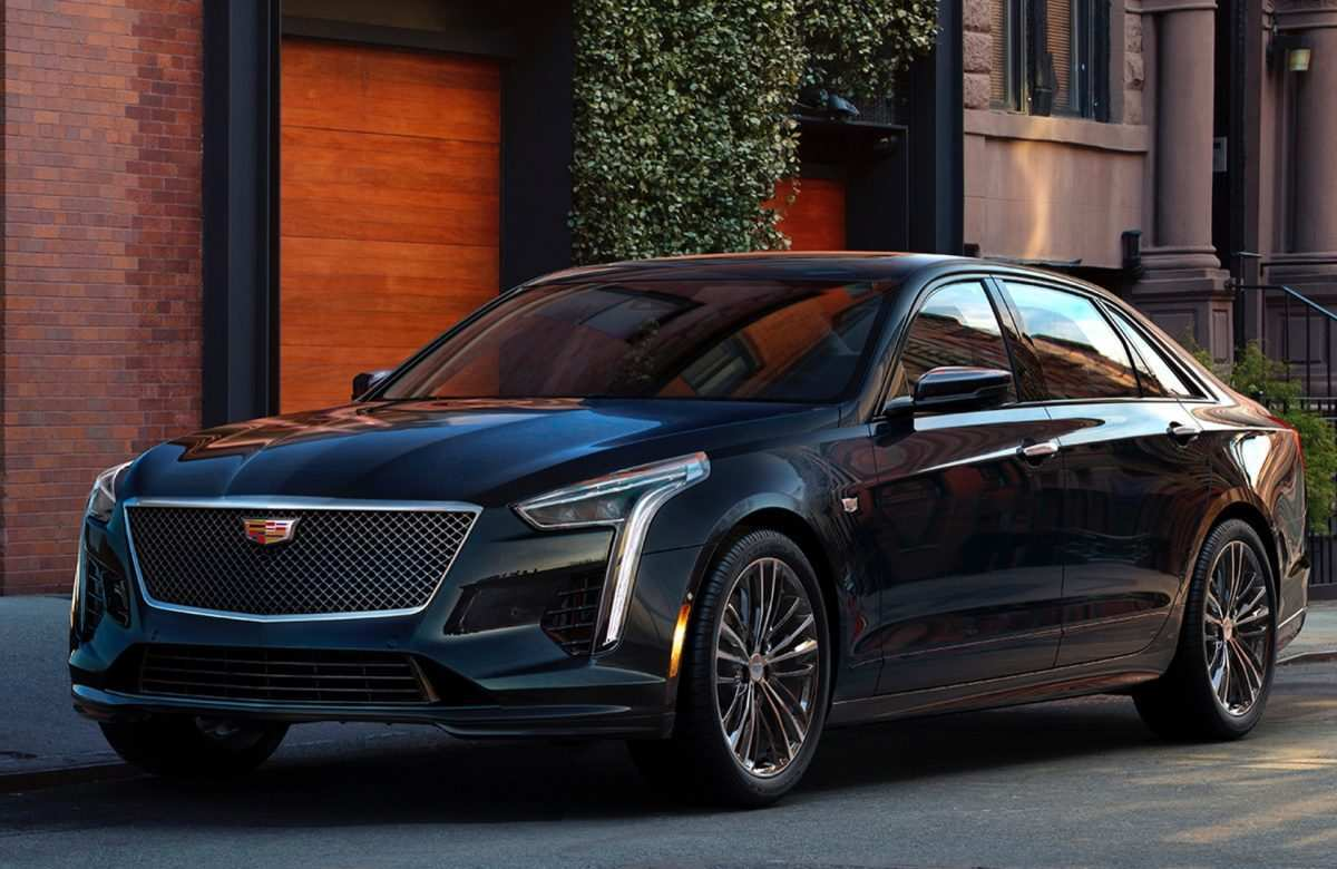 43 The 2019 Cadillac Ct5 Exterior And Interior