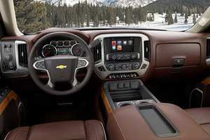 43 The 2019 Chevrolet High Country Interior Review And Release Date