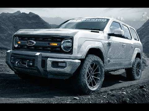 43 The 2019 Ford Bronco 4 Door Wallpaper