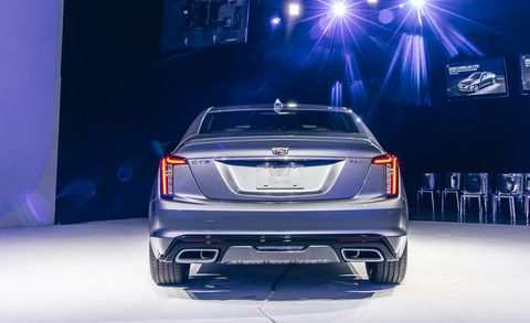 43 The 2020 Cadillac Ct5 Release Date Engine