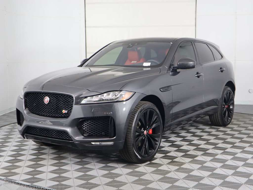 43 The 2020 Jaguar F Pace New Model And Performance