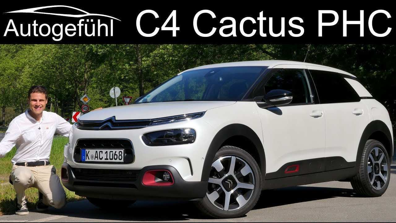 43 The Best 2019 Citroen Cactus New Model And Performance
