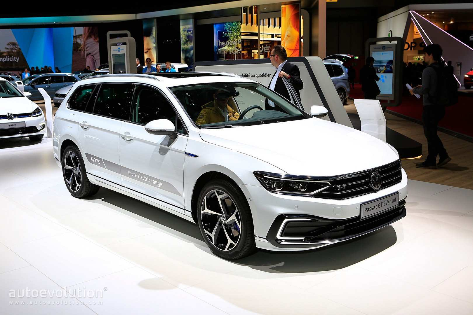 43 The Best 2020 Volkswagen Passat Wagon Specs And Review