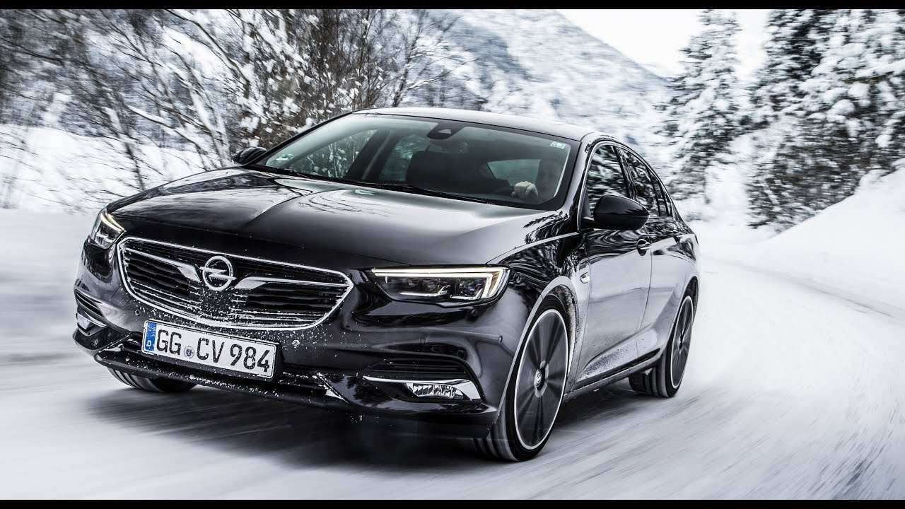 43 The Opel Insignia Facelift 2020 Photos
