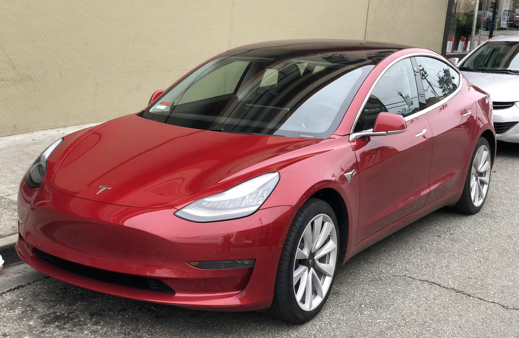 43 The Tesla 2019 Options Performance And New Engine