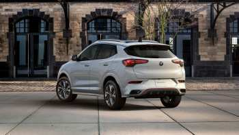 44 A 2020 Buick Encore Reveal Ratings