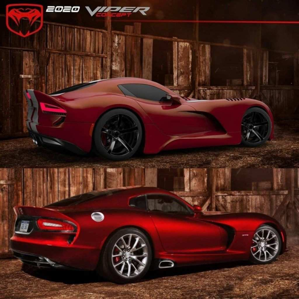 44 A 2020 Dodge Stealth Exterior And Interior