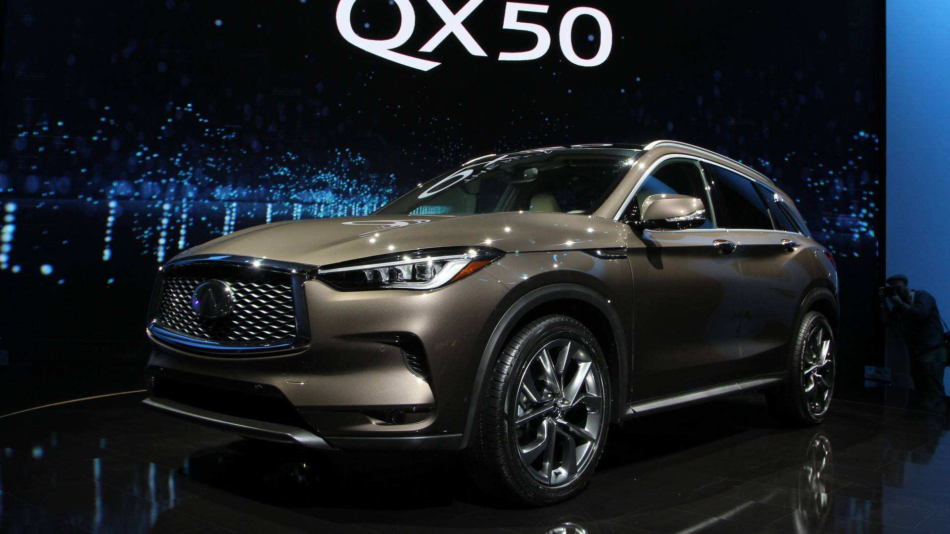44 All New 2019 Infiniti Qx50 Dimensions Price