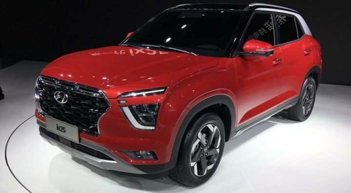 44 All New Hyundai Creta New Model 2020 Redesign And Review