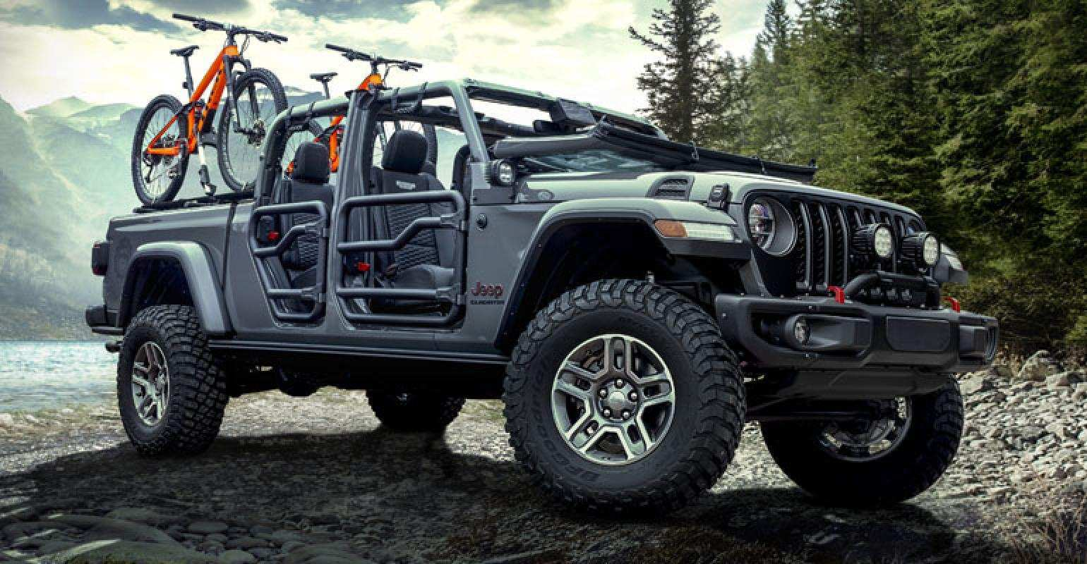 44 All New Jeep Gladiator Images 2020 Engine