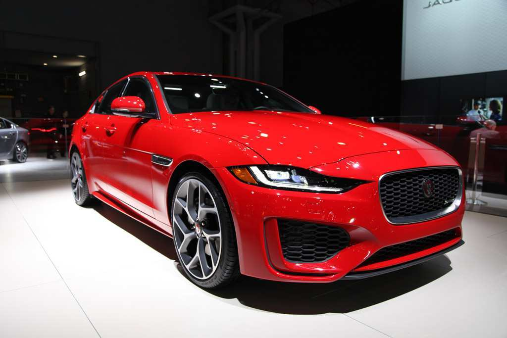 44 All New New Jaguar Xe 2020 New Review
