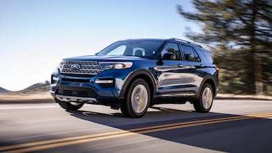 44 All New Price Of 2020 Ford Explorer Speed Test