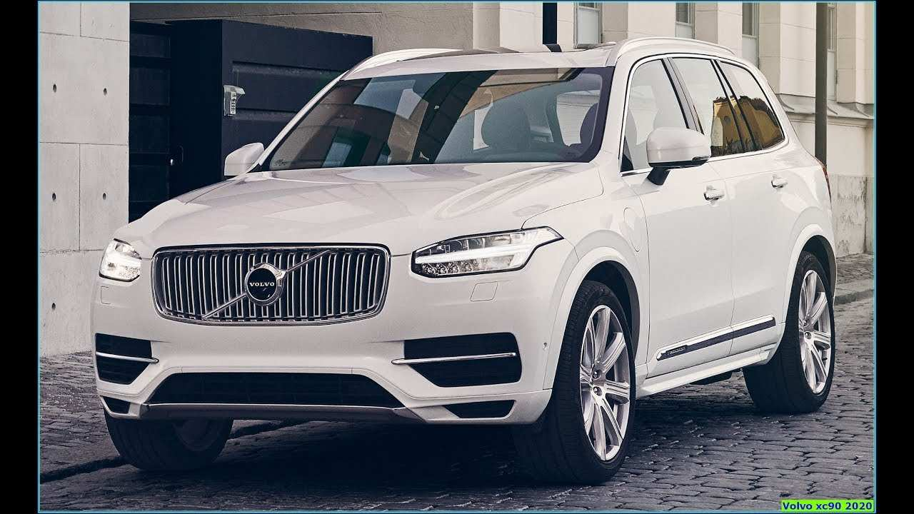 44 All New Volvo Wizja 2020 Engine