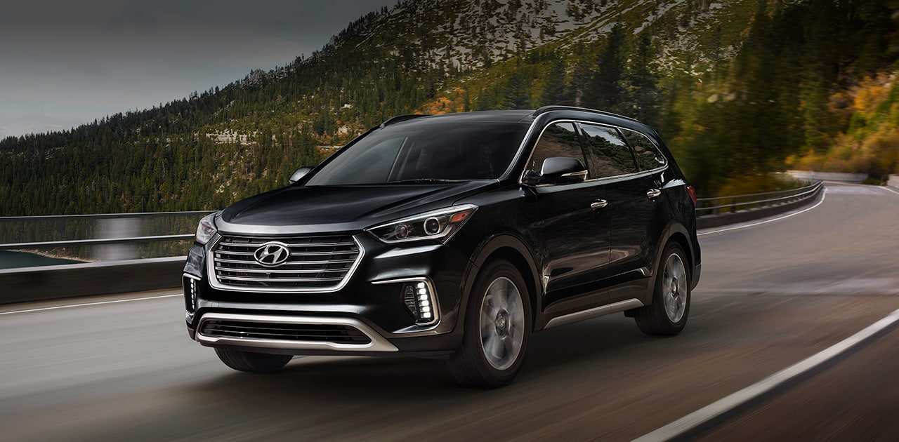 44 Best 2019 Hyundai 8 Passenger Redesign and Concept