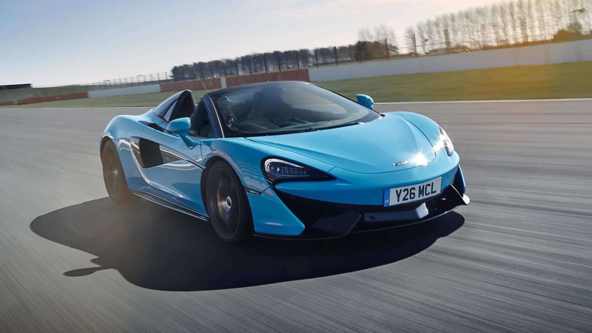 44 Best 2019 Mclaren 570S Spider Redesign