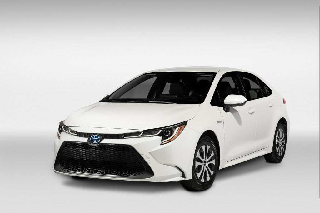 44 New 2020 Toyota Electric Car Specs And Review