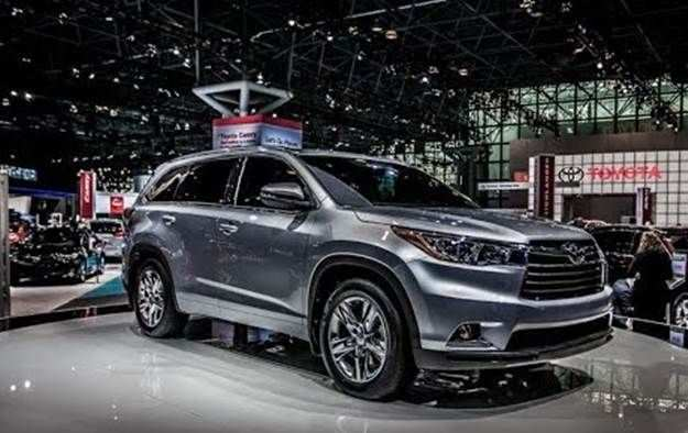 44 New 2020 Toyota Highlander Concept Release