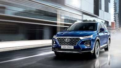 44 New Hyundai Santa Fe 2020 Engine