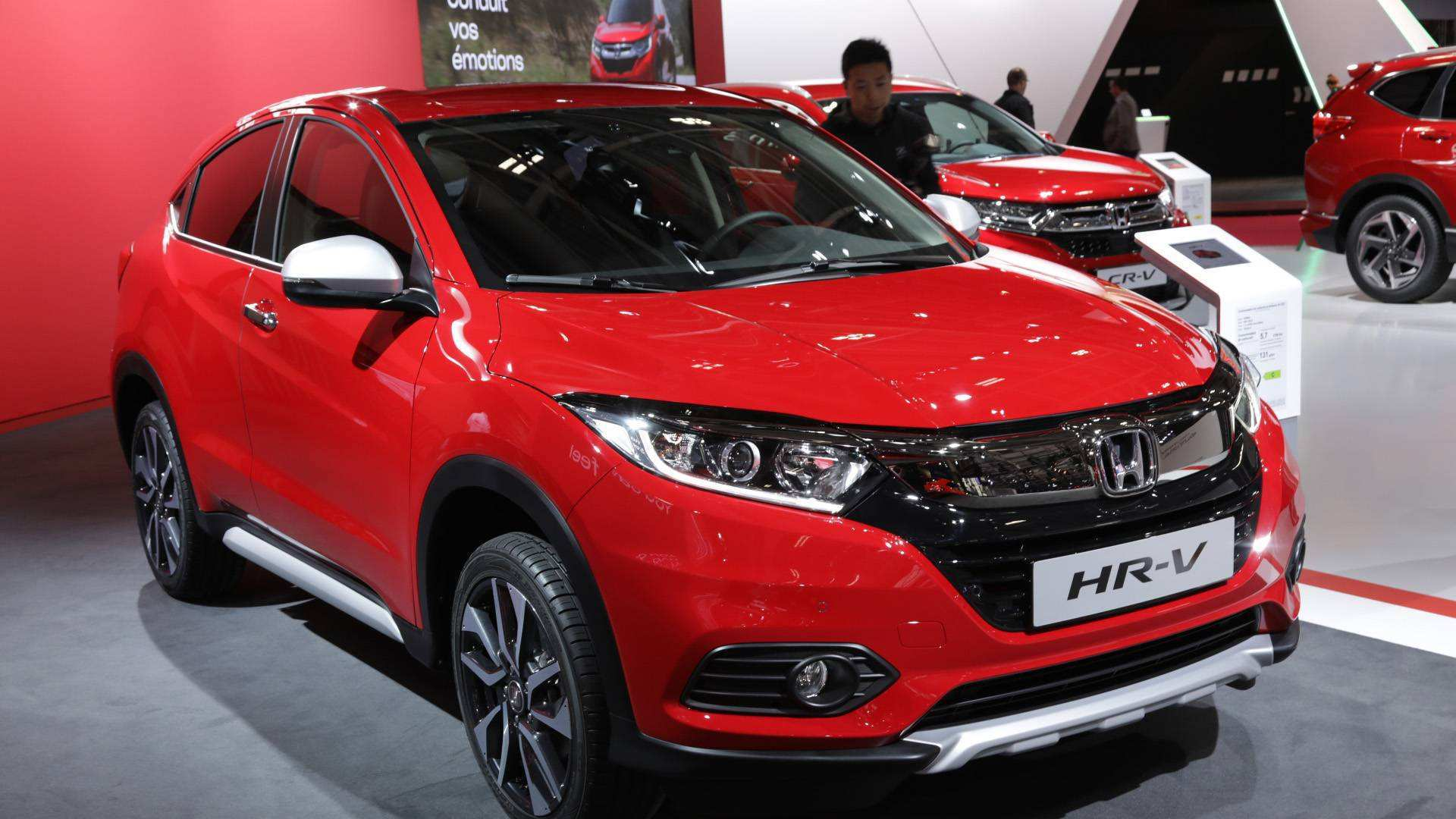 44 The 2019 Honda Vezel Prices