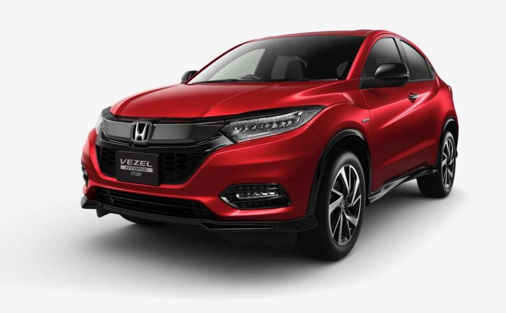 44 The 2019 Honda Vezel Reviews