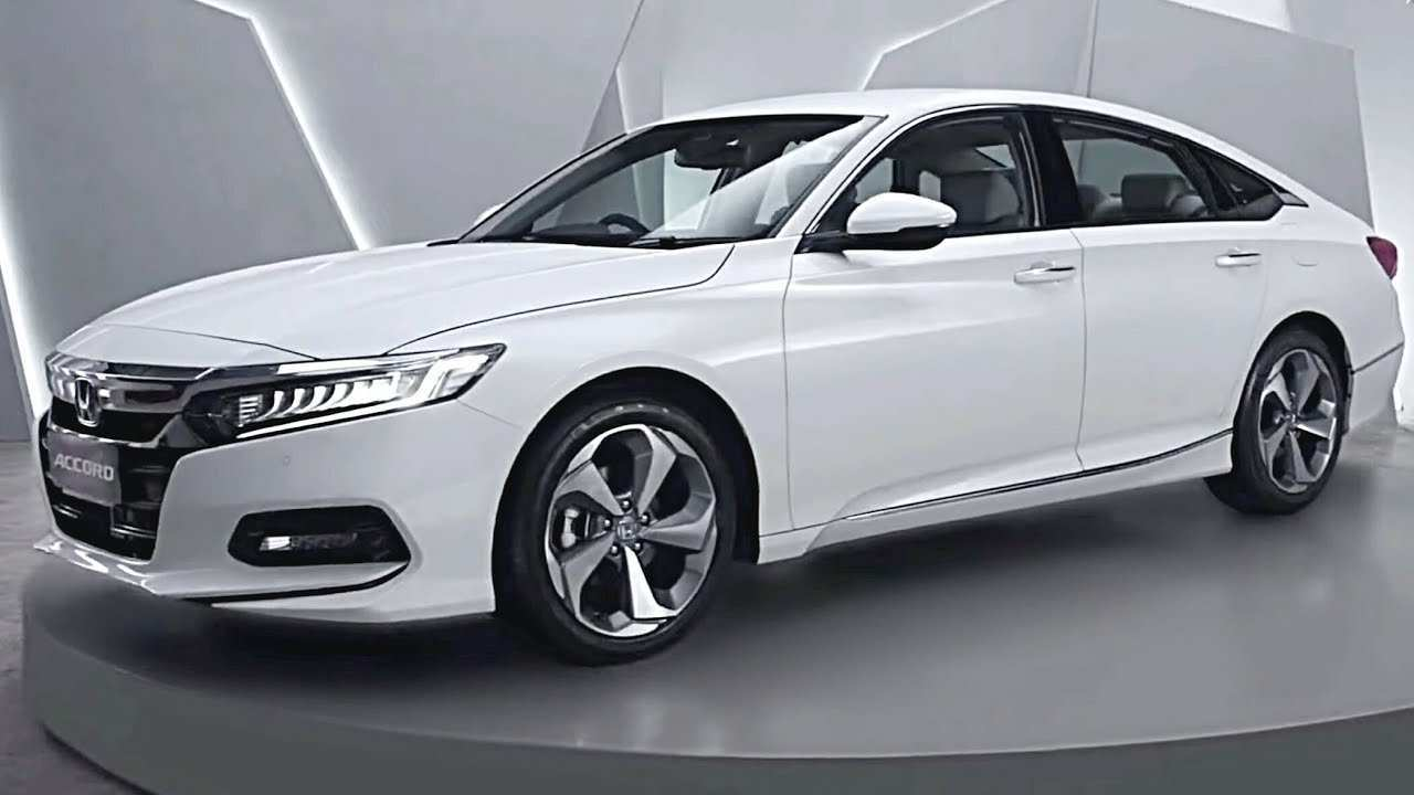 44 The 2020 Honda Accord Sedan Release Date And Concept