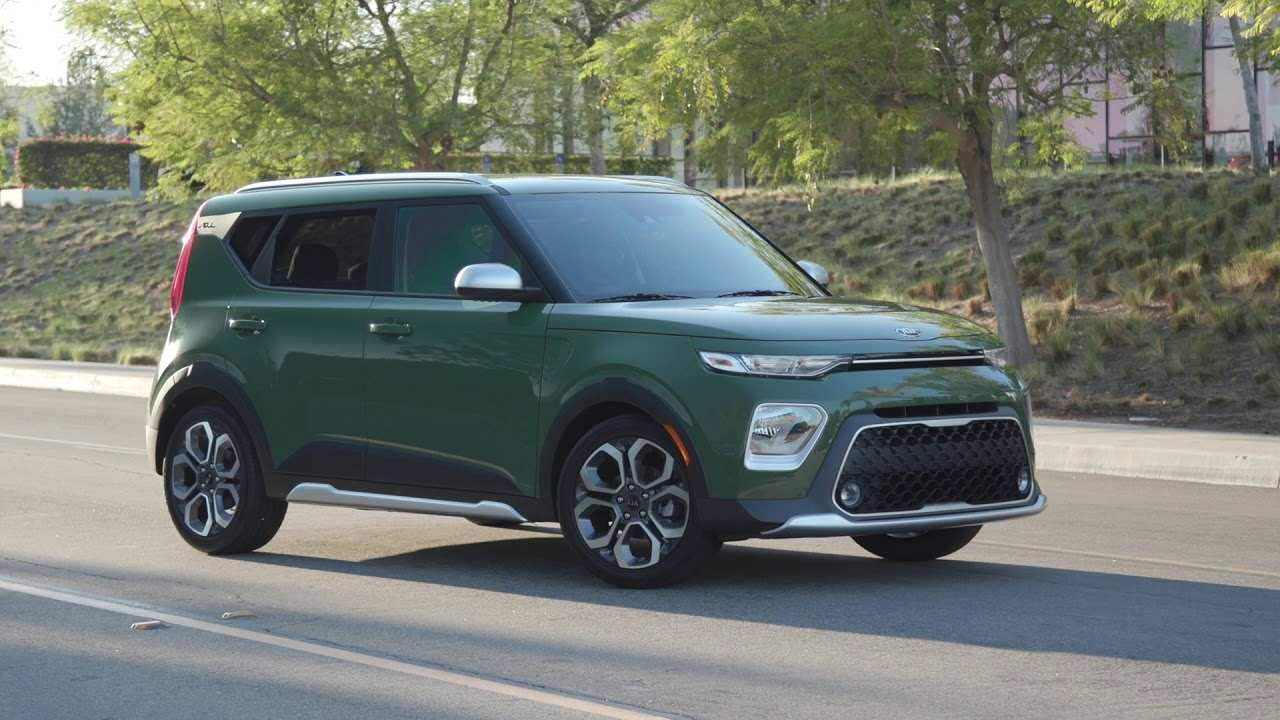 44 The 2020 Kia Soul Xline Performance And New Engine