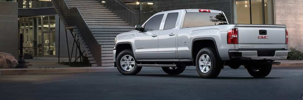 44 The Best 2019 Gmc Features Concept