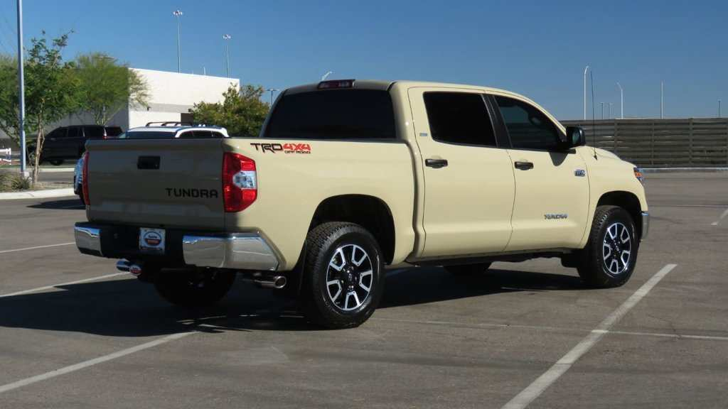 44 The Best 2019 Toyota Tundra Truck Overview